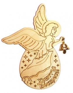 Пасхальный магнит. Ангел