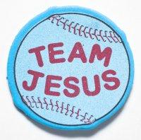 Набор Наклеек Jesus Team Теннисный Шар