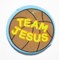 Набор Наклеек Jesus Team Баскетбольный Шар