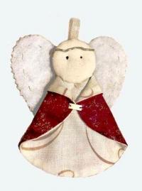 Рождественская игрушка. Ангел