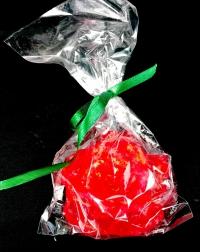 Мыло ароматизированное. Красная роза