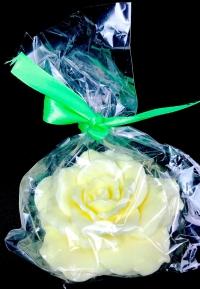 Мыло ароматизированное. Кремовая роза