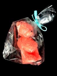 Мыло ароматизированное. Розовый мишка