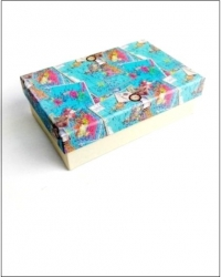 Упаковка. Подарочная коробка