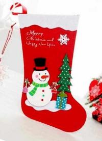 Рождественский сапожок. Счастливого Рождества  и Нового года