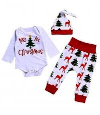 Рождественский костюмчик для малыша